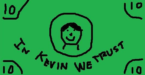 Kevin on a Ten