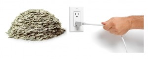 Pulling the Plug for Money