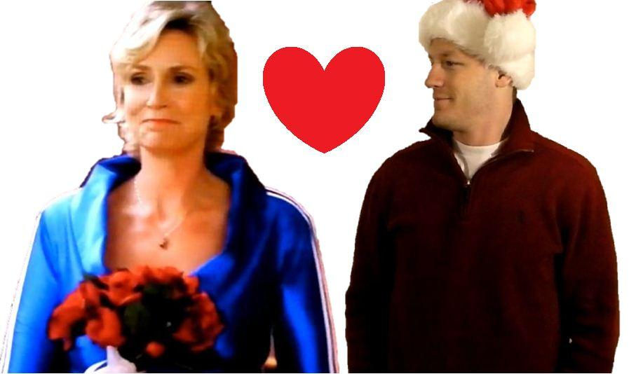 All I Want For Christmas Is Sue Sylvester