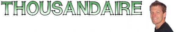 Third Thousandaire Logo