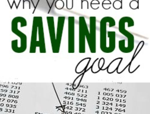 What Are You Saving For?
