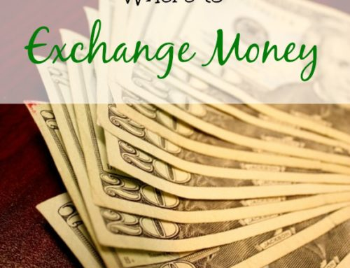 Where to Exchange Money