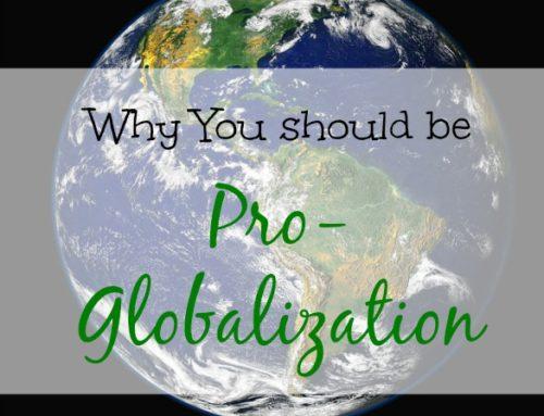 Be Pro-Globalization