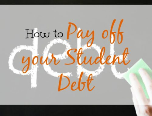 Pay off your student debt