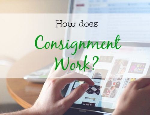 How does consignment work?