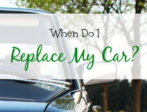 Mailbag – When Do I Replace My Car