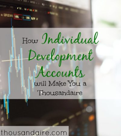 individual development accounts, investment tips, investment ideas