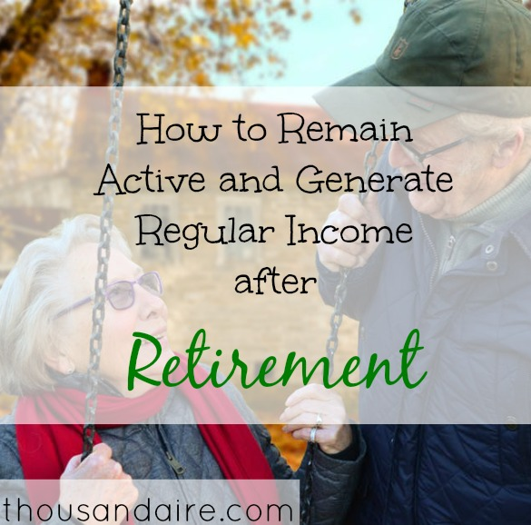 retirement tips, being active during retirement, retirement advice