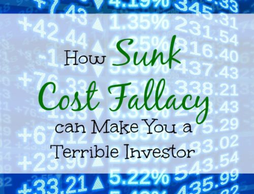Sunk Cost Fallacy Makes You A Terrible Investor
