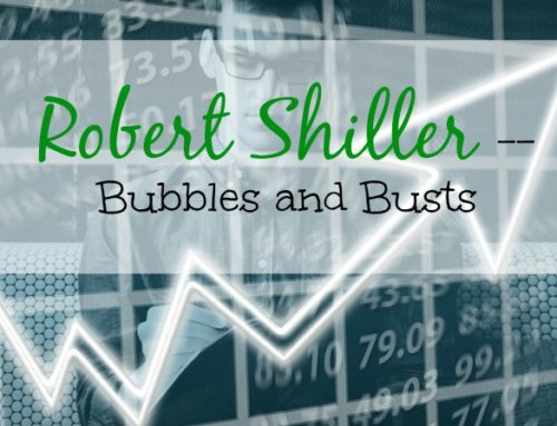 Robert Shiller — Bubbles and Busts