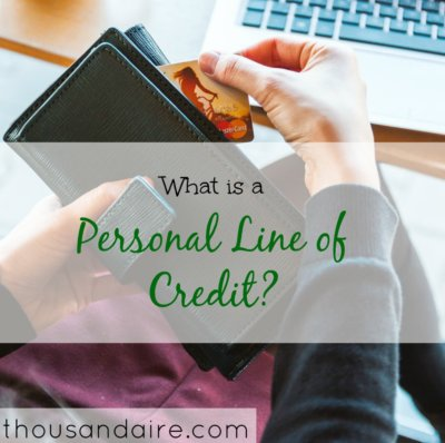 LOC, definition of personal line of credit, personal line of credit tips