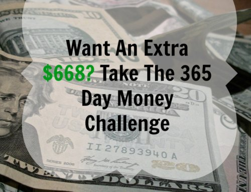 Want An Extra $668? Take The 365 Day Money Challenge