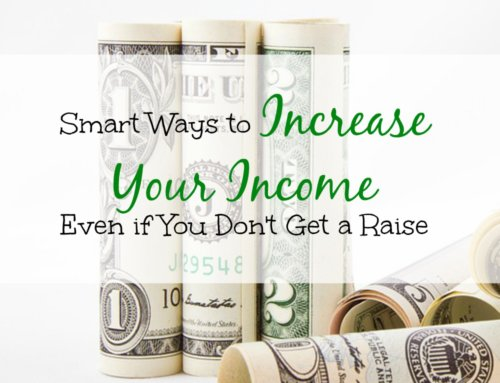 Smart Ways to Increase Your Income Even If You Don't Get a Raise