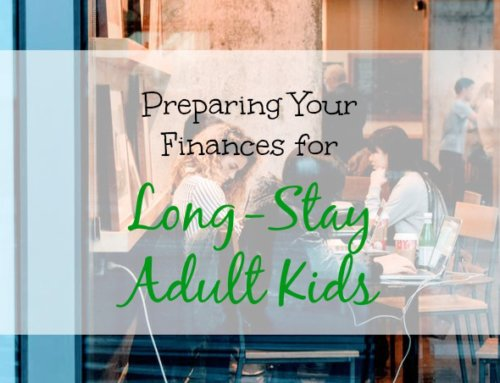 The Boomerang Generation: Preparing your Finances for Long-Stay Adult Kids