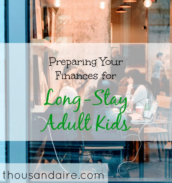 financial tips for parents, preparing your finances, boomerang generation
