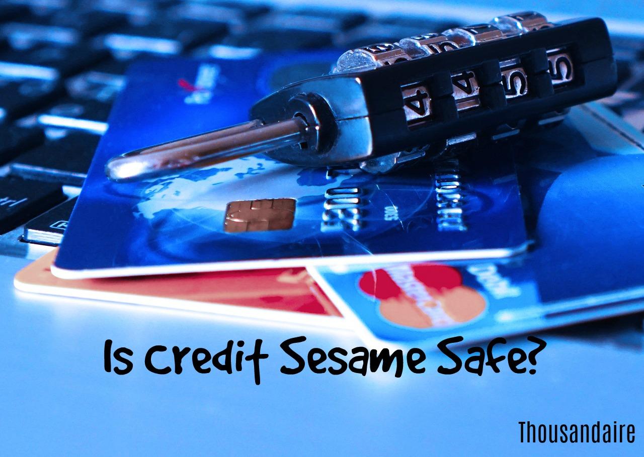 Is Credit Sesame Safe-