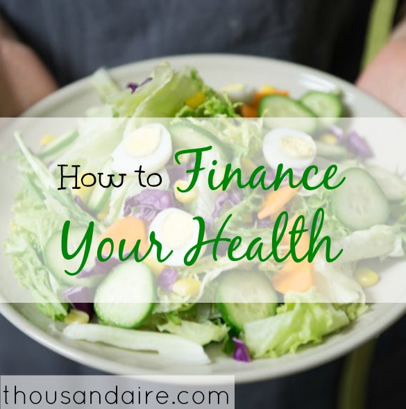 investing in yourself, financing your health, health investment