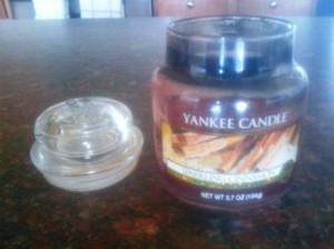 cinnamon yankee candle