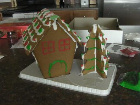 Horrible Gingerbread House