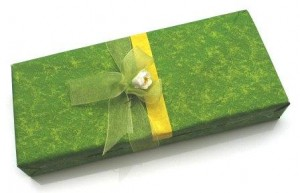 its a gift!