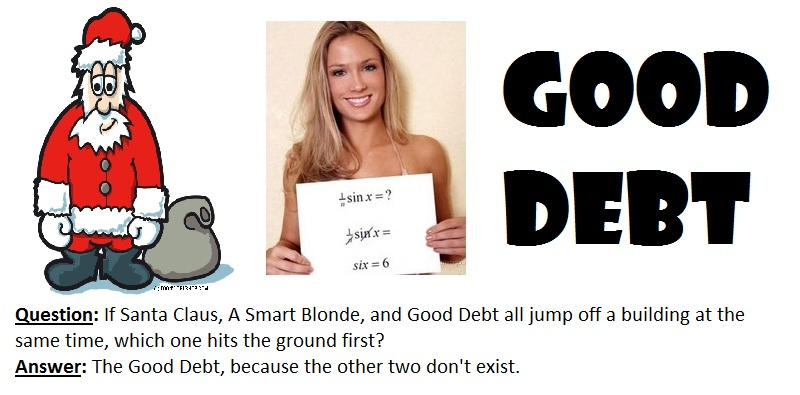 Good Debt Exists