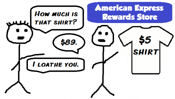American Express Rewards Store