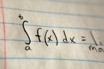 integral from a to b