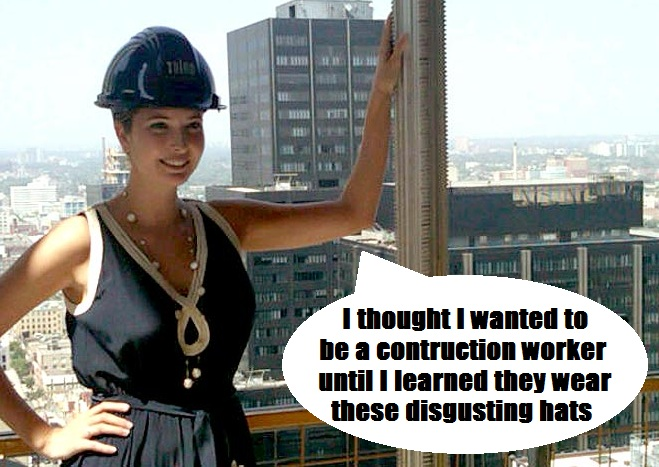 ivanka trump construction