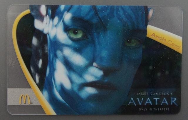 Avatar Gift Card