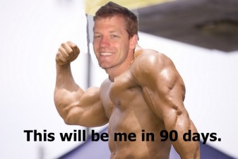 kevin muscles