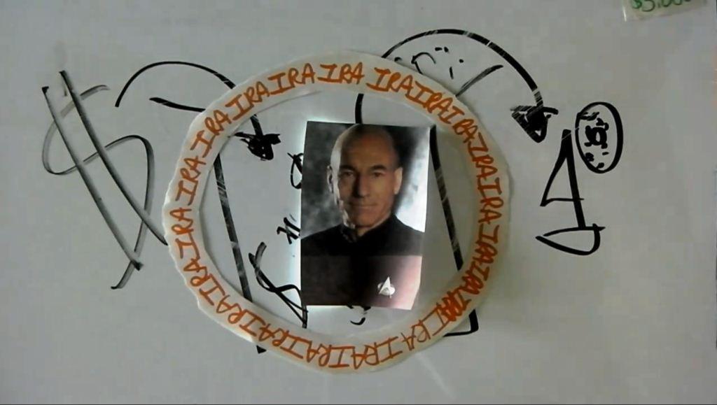 Roth IRA Jean Luc Picard