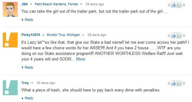 Yahoo Comments