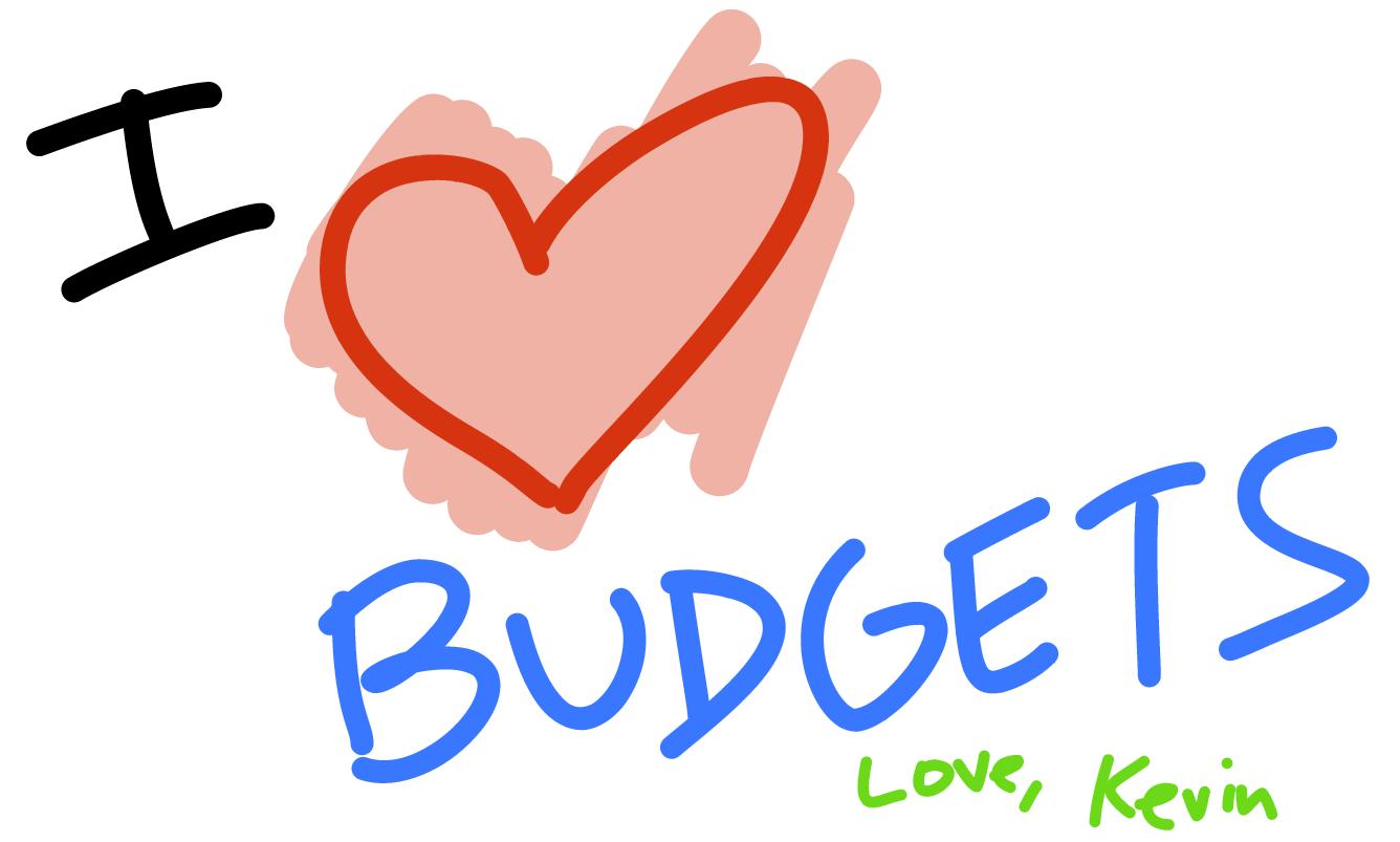 I Heart Budgets