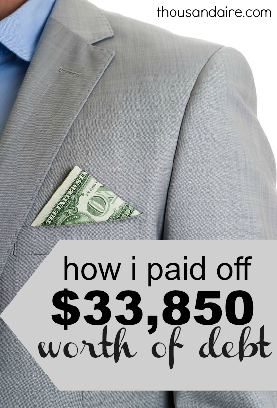 put every extra dollar into paying down debt