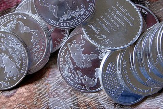 silver coins from canada