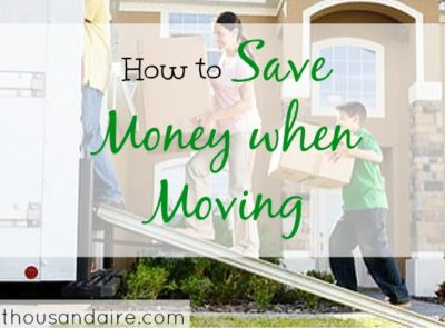 save money on moving out, moving out tips, save money on moving