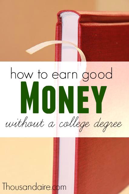 earning money tips, earn cash, getting a job