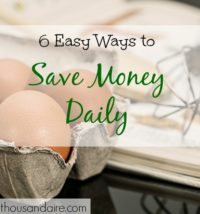 save money methods, saving money tips, easy ways to save money