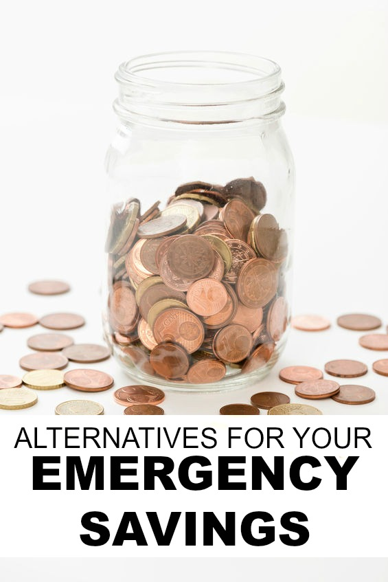 Checking and savings accounts are not the only options for your emergency savings. Here are alternatives for your emergency fund.