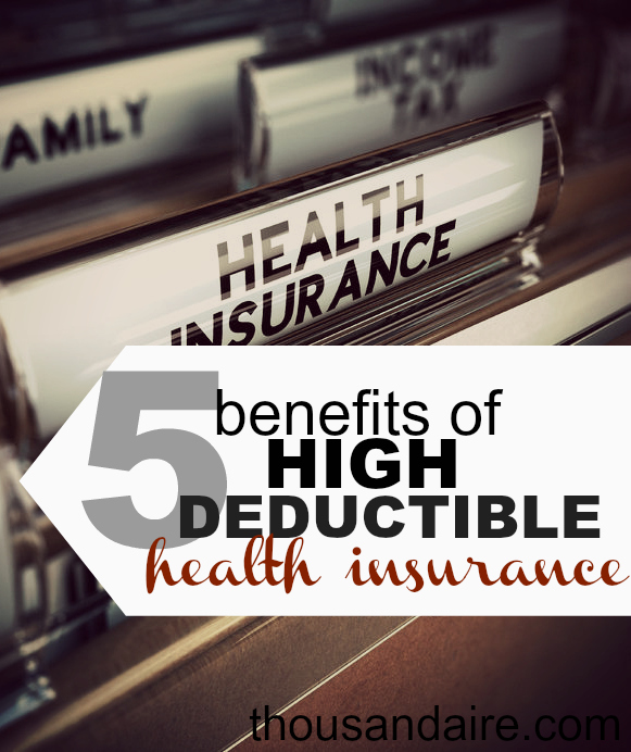 There's a lot of talk about high deductible health plans with HSAs. Here's why I love mine.