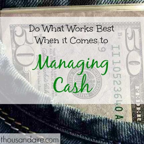 money management, managing cash, money tips