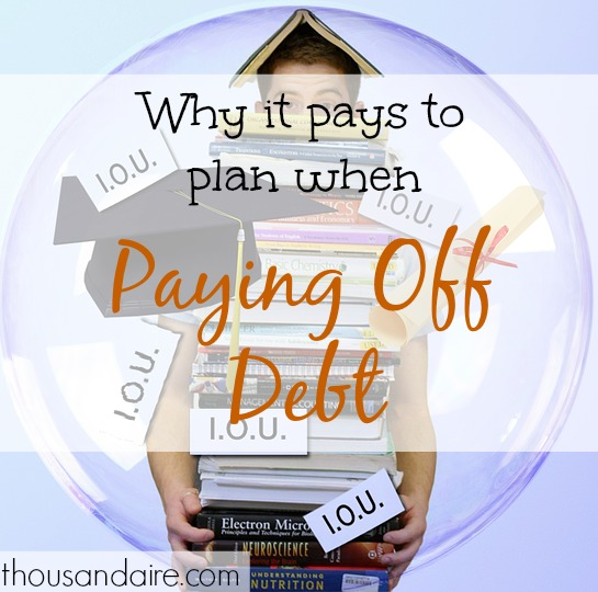 paying off debt tips, planning to pay off debt, tips to pay off debt