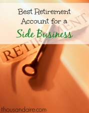 retirement, side hustle, retirement tips