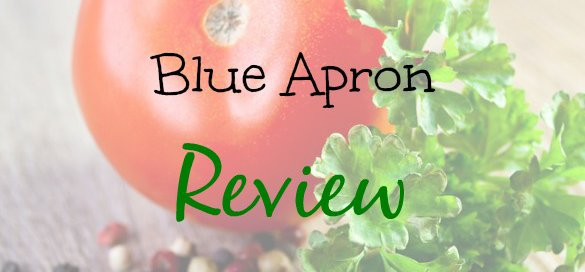 food service review, blue apron, meal delivery service