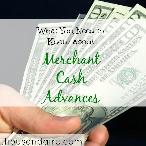 merchant cash advance tips, types of cash advances, merchant cash advance tips