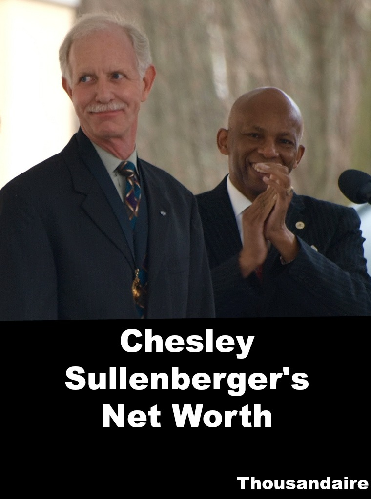 Chesley Sullenberger's Net Worth