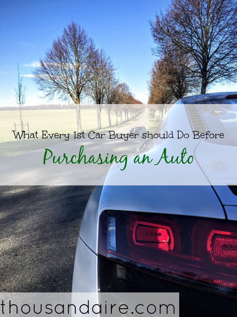 buying a car, purchasing a car tips, purchasing a car