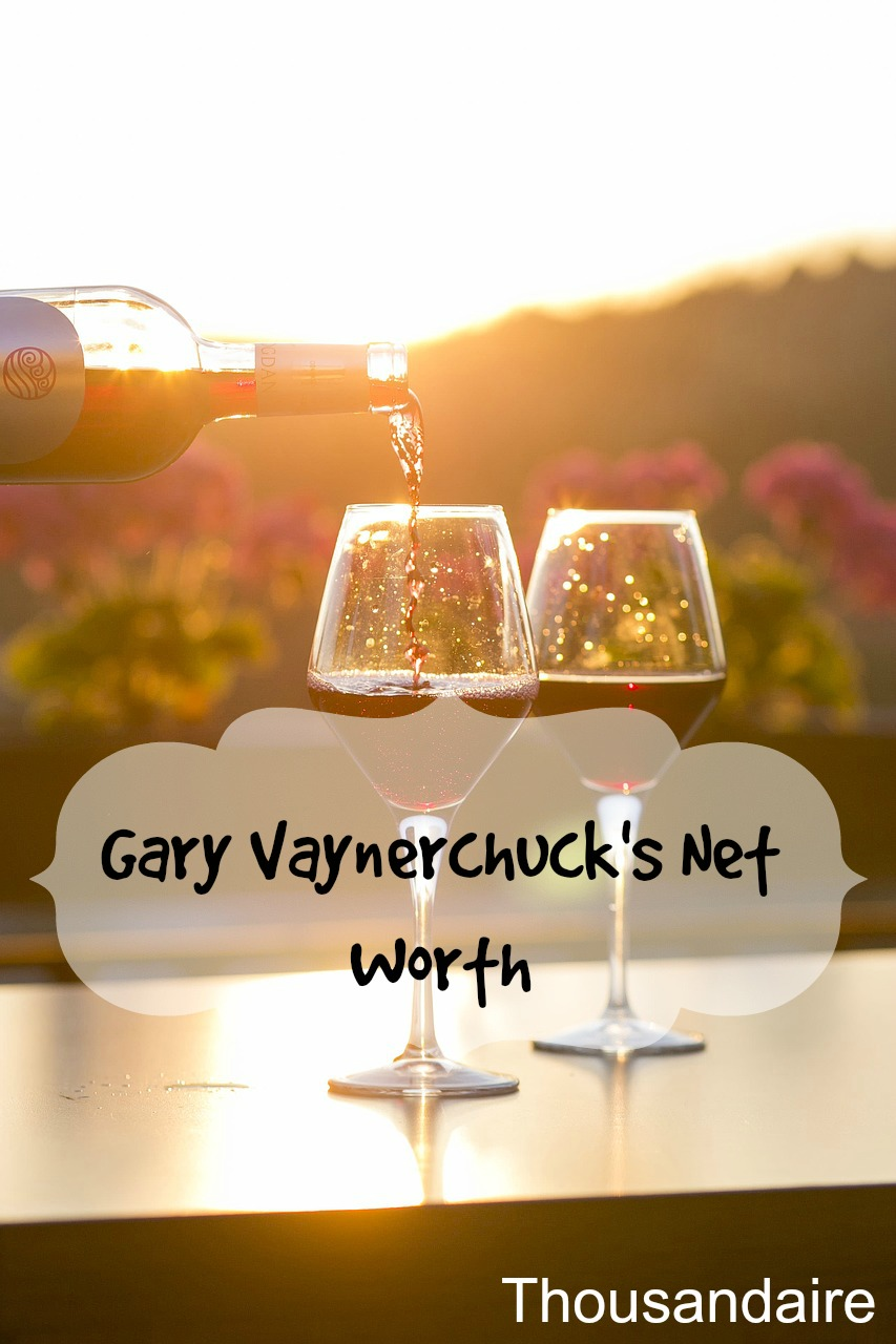 Gary Vaynerchuck's Net Worth