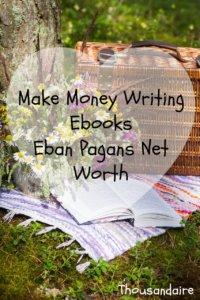 writing ebooks, Eban Pagan, celebrity net worth