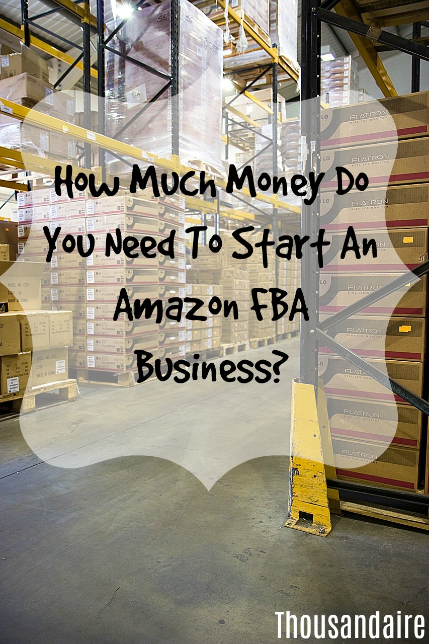 how to start amazon business